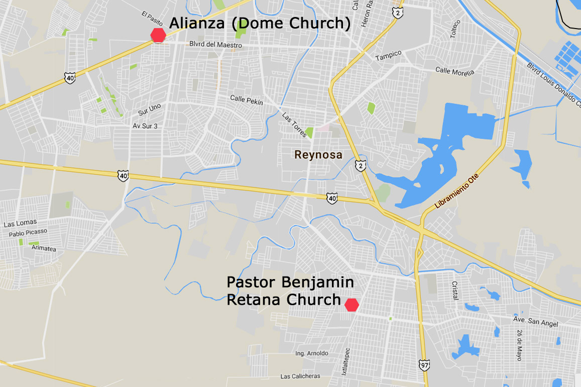 pastor-benjamin-retana-church-map
