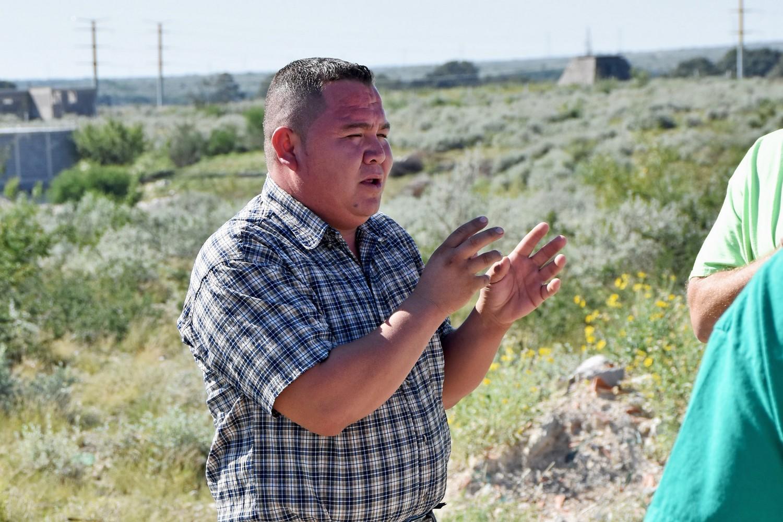 Pastor Juan David Salas