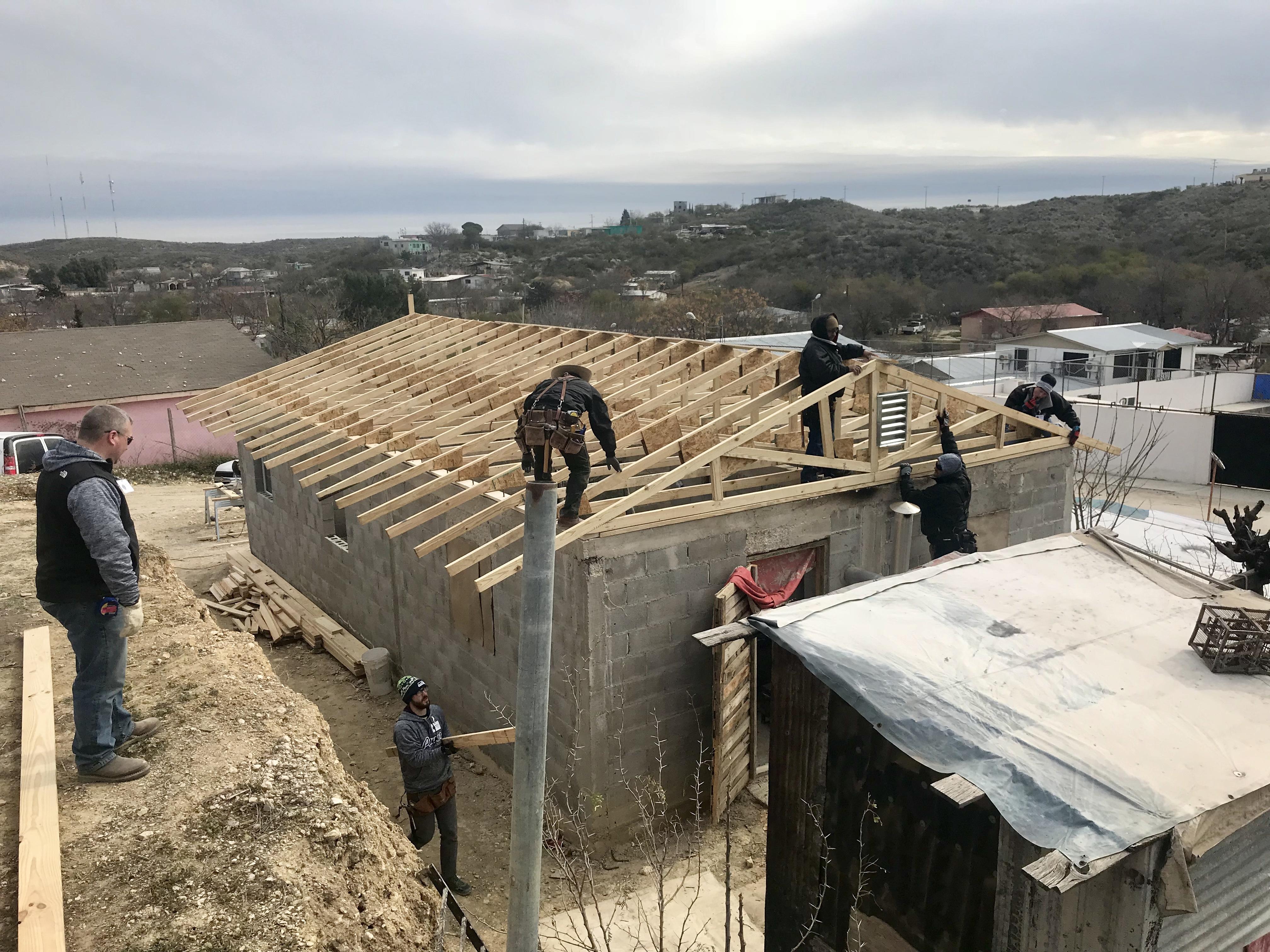 Sister Blanca Roof6